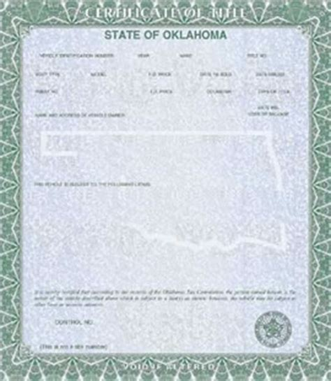 What Does A Rebuilt Title For Insurance by Oklahoma Motor Vehicle Registration Impremedia Net