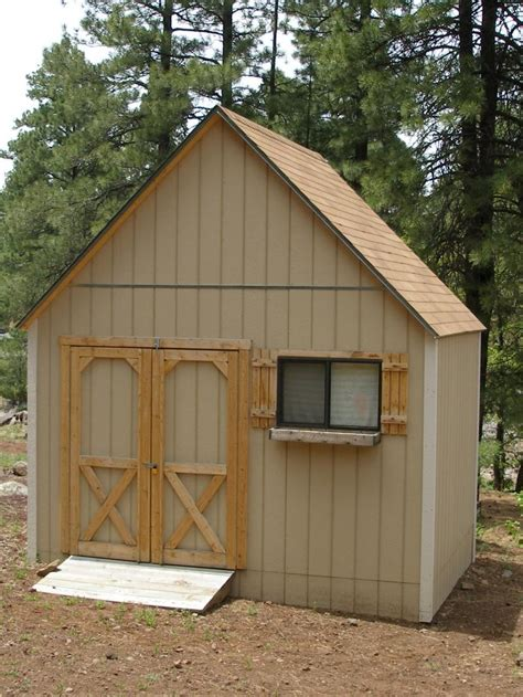 Artistic Sheds by High Country Custom Sheds Custom Designs