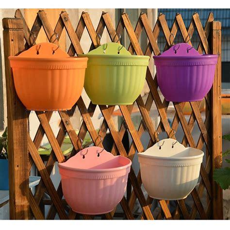 vasi da appendere vasi in plastica per piante vasi da giardino scegliere