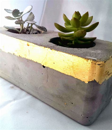 How To Make Lightweight Concrete Planters by Lightweight Concrete Planters Home Improvement