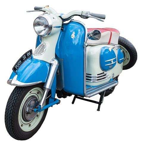 motor scoote free photo motor scooter puch vehicle free image on