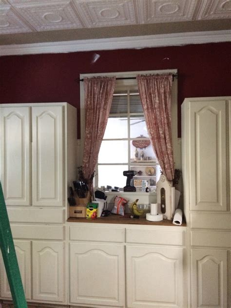How To Paint And Glaze Kitchen Cabinets by Dixie Belle Paint On Kitchen Cabinets Looks Amazing