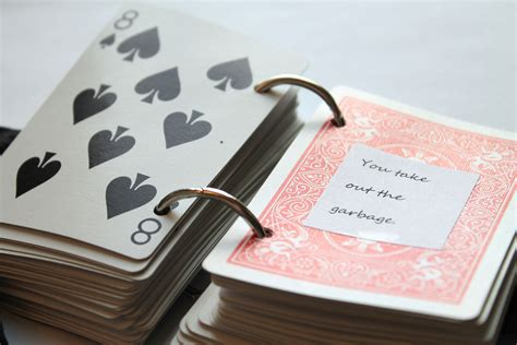 how to make 52 reasons i you cards 52 reasons i you card book tutorial