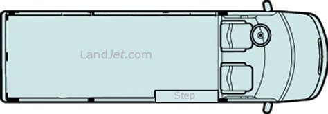 mercedes sprinter floor plan print a blank floorplan design your landjet mobile office