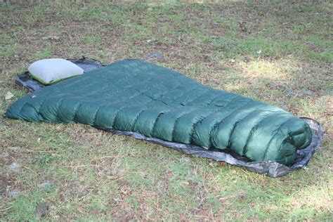 Hammock Gear Burrow 20 Review hammock gear 20 burrow quilt ul gear