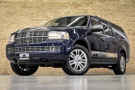 how cars run 2008 lincoln navigator l navigation system purchase used 2008 lincoln navigator l 4wd 1ownr navigation rear camera dvd in bensenville