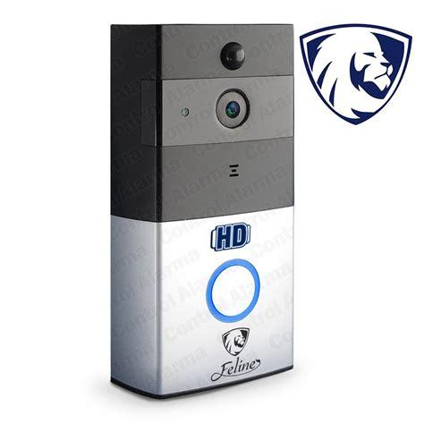 camara para negocio camara timbre video portero hd wifi sensor pir casa