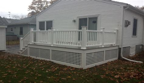 deck contractors ma composite wood porch builders  ma