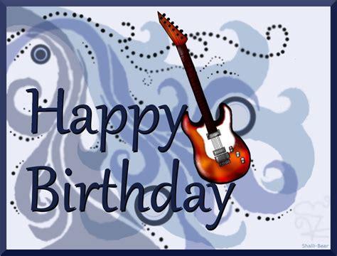 guitar birthday card template birthday guitar by shalli on deviantart