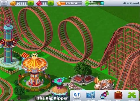 rct4 mobile rollercoaster tycoon 4 mobile ios reveal is a bad omen