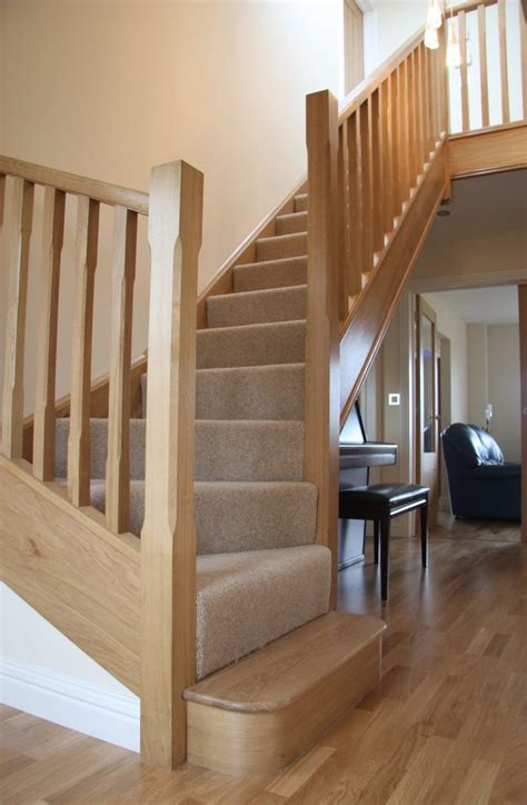 New Staircase Twotwenty Oak Staircases
