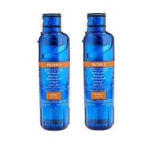 kitchenaid 2 pack w10413645a pur refrigerator water filter 2