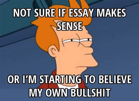 Memes About Writing Papers - funny meme writing essays