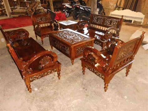 Kursi Tamu Jati Palembang kursi tamu arimbi toko mebel jepara furniture