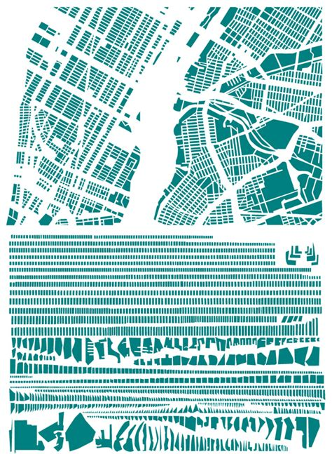 grid pattern new york the famous grids of iconic cities deconstructed and