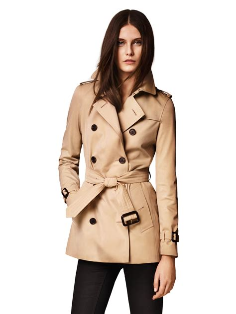 Heritage By Burberry by Burberry Kensington Heritage Trench Coat In