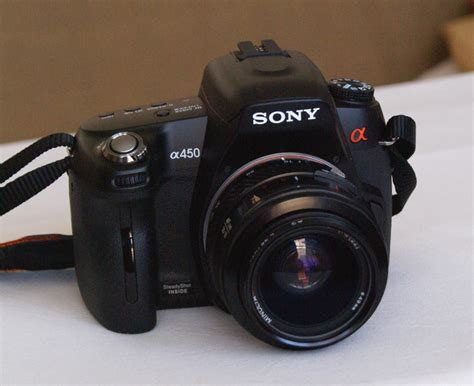 Kamera Sony Dslr A450 sony alpha dslr a450 wikiwand