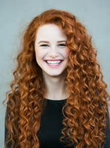 170 best images about curly red hair on pinterest her riverdale s madelaine petsch rocks curly red hair for new