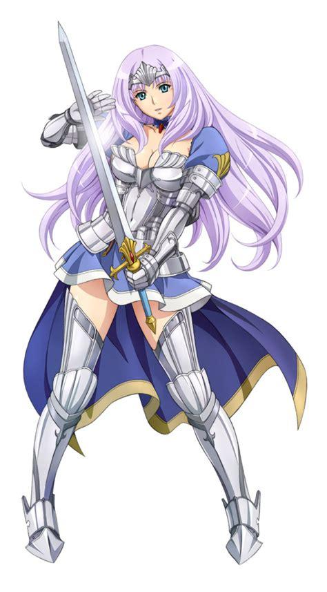 film anime queen blade annelotte queen s blade by gara1800 deviantart com on