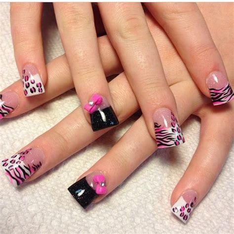 craft nail scotch tape zebra print manicure 20 best ideas about nail techniques on pinterest nail