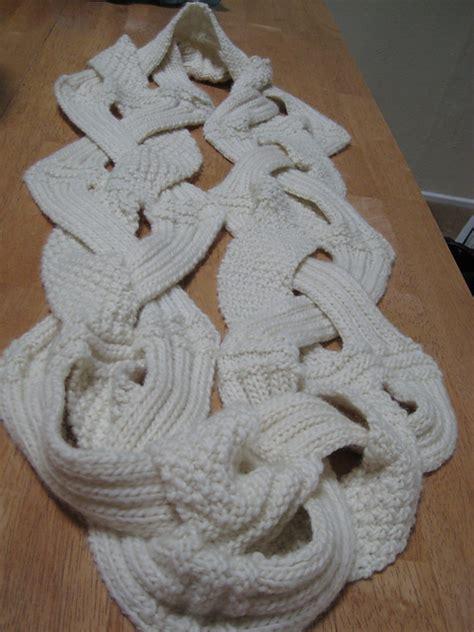 challah infinity scarf free pattern challah infinity scarf knitting pattern crafts ideas