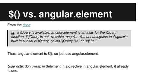 Anti Pattern Javascript | angularjs anti patterns