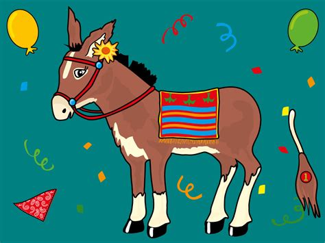 printable version of pin the tail on the donkey pin the tail on the donkey free printable kids coloring