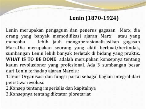 Teori Marxis Dan Berbagai Ragam Teori Neo Marxian teori dan filsafat politik pemerintahan