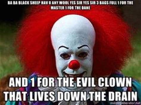Pennywise The Clown Meme - 1000 images about pennywise on pinterest pennywise the