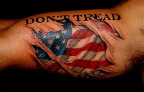 gadsden flag tattoo gadsden flag dont tread on me design bild