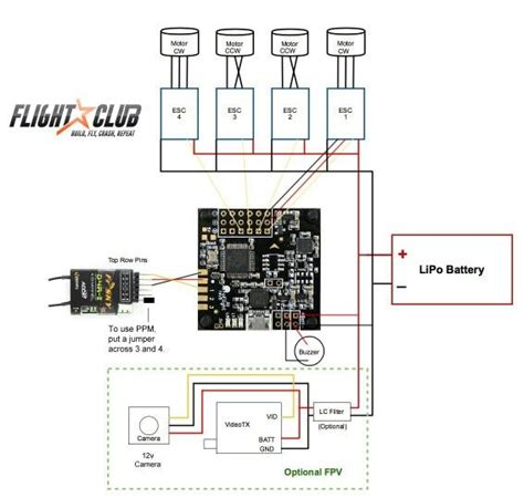 naze32 wiring diagram for quadcopter 28 images naze32