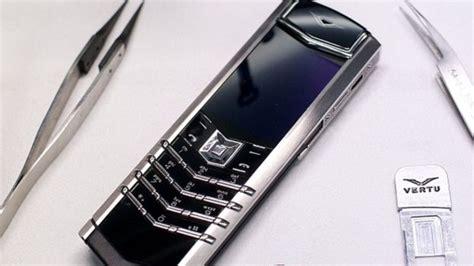 vertu phone luxury phone maker vertu collapses