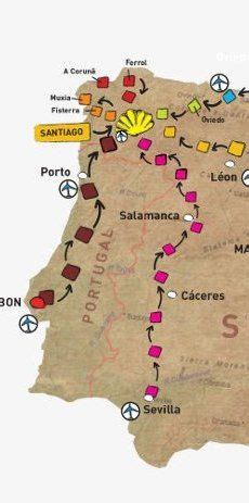 follow the camino follow the camino pilgrimage walking and cycling holidays