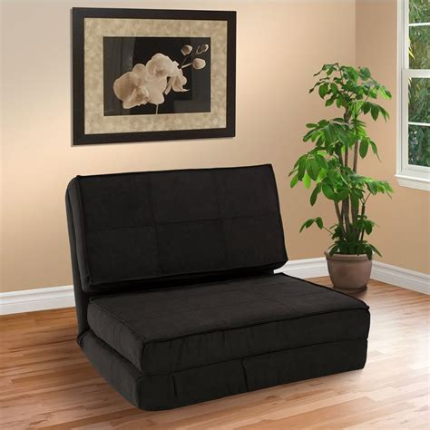 Recliner Futon by Convertible Chair Futon Sofa Bed Mattress Lounger Recliner Sleeper Folding Ebay