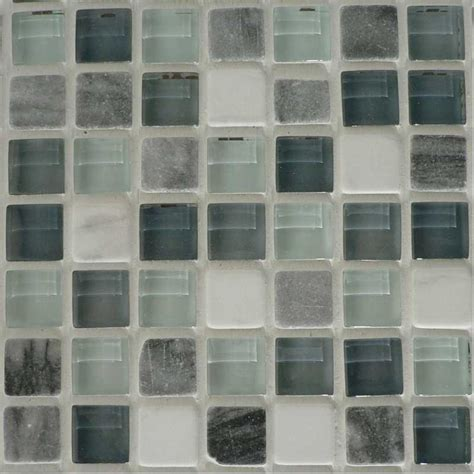 waterfall glass tile waterfall 5 8 mosaic mosaic tile at the tilery your