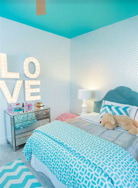 girls bedroom ideas turquoise 51 stunning turquoise room ideas to freshen up your home