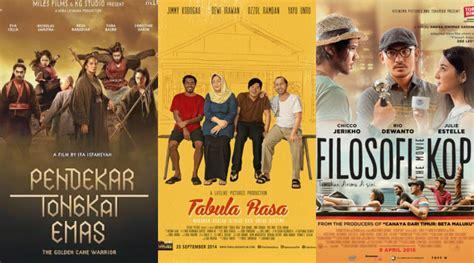pesan film filosofi kopi filosofi kopi dan 2 film indonesia masuk festival film