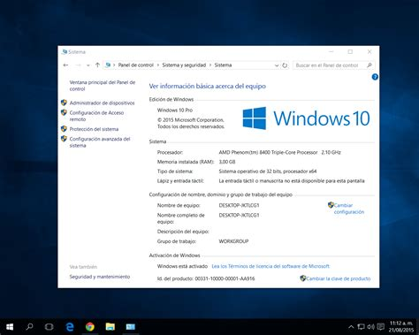 descargar windows 10 professional iso espaol descargar windows 10 pro full iso original espa 241 ol