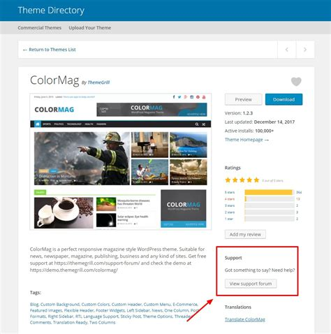 blogger support colormag wordpress org support forums themegrill blog
