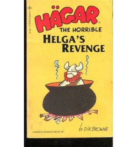 hagar the horrible s hagar the horrible helga s dik browne 9780441314539