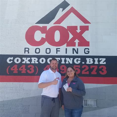 Metallica Ticket Giveaway - metallica tickets contest winner cox roofing baltimore roofing contractor