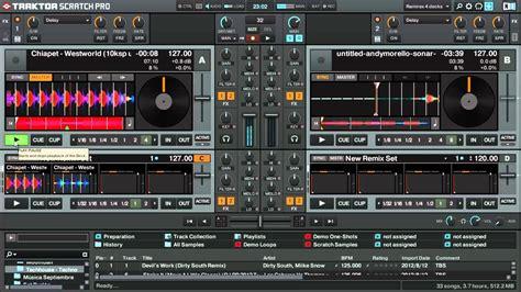 tutorial fx traktor pro 2 tutorial traktor scratch pro 2 5 1 crear un remix set