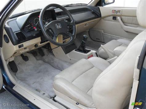 1990 Honda Accord Interior by 1989 Honda Accord Sei Coupe Interior Photo 37976424