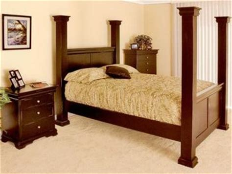 beds with posts top 25 ideas about 4 post bed on modern