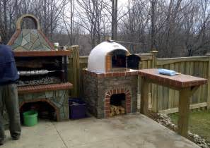 Outdoor Fireplace Kits Canada - reasons to invest in a wood fired oven