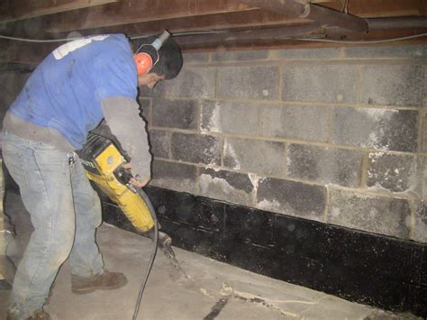cost of basement waterproofing miscellaneous basement waterproofing cost with drill equipment basement waterproofing cost