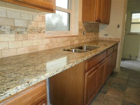 types of backsplash for kitchen what type of backsplash to use with st cecilia countertop