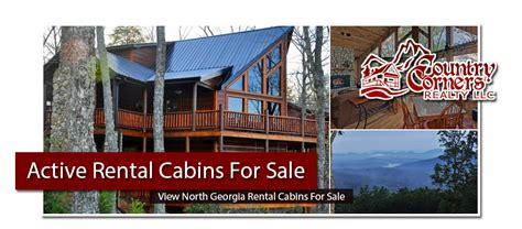 Ga Cabins For Rent by Mountain Real Estate Property
