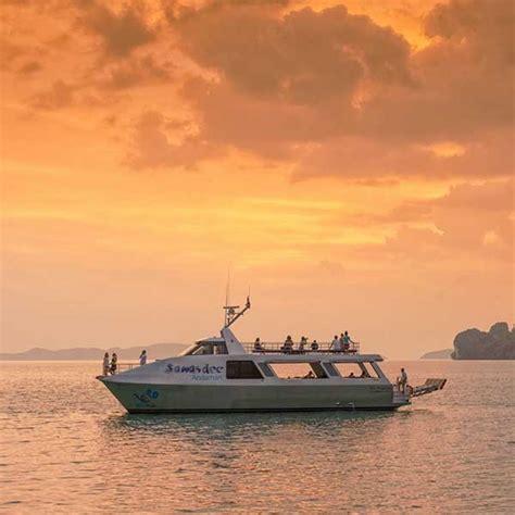 catamaran james bond premium twilight phang nga james bond phuket dream company
