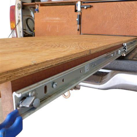 heavy duty drawer runners heavy duty steel locking drawer slides 1800mm 227kg buy